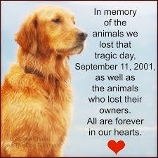 sept 11 rescue dogs